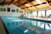 Pool, heated and gated