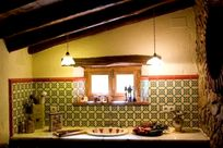 El Buho kitchen