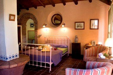 El Buho sleeping area