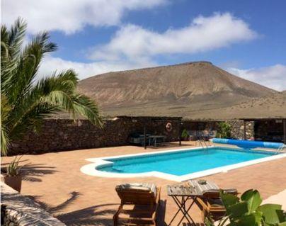 Family Friendly Holidays at Casa Caldera - El Patio
