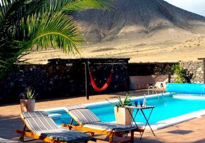 Family Friendly Holidays at Casa Caldera - La Puesta del Sol