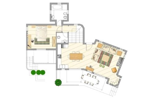 Villa Aptera Ground Floor