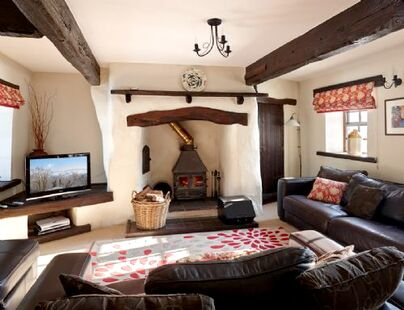 Family Friendly Holidays at Clydey Cottages - Tansy Cottage