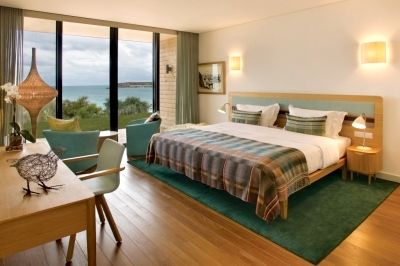 Family Friendly Holidays at Hotel Martinhal - Interconnecting Beach Room (Partial View)
