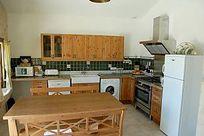 Le Cadran Solaire - Kitchen