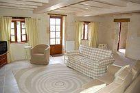Les Cadran Solaire - Living room