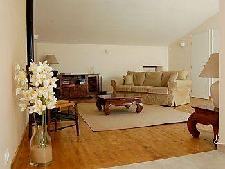 La Cachette - Living room