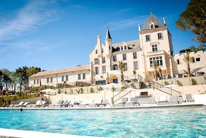 Family Friendly Holidays at Les Carrasses - Le Parc Bellevue
