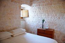 The double bedroom