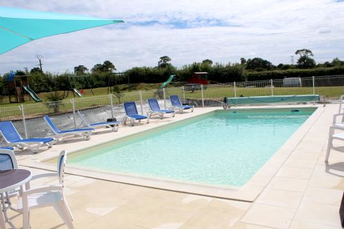 Child Friendly Heated Pool