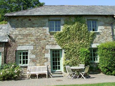 Family Friendly Holidays at Glynn Barton Cottages - Hayloft (Sleeps 6 + Cot)