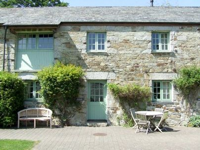 Family Friendly Holidays at Glynn Barton Cottages - Granary (Sleeps 4 + Cot)