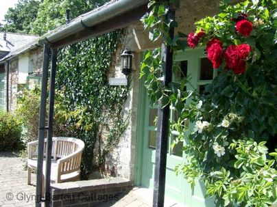 Family Friendly Holidays at Glynn Barton Cottages - Old Stables (Sleeps 6 + Cot)