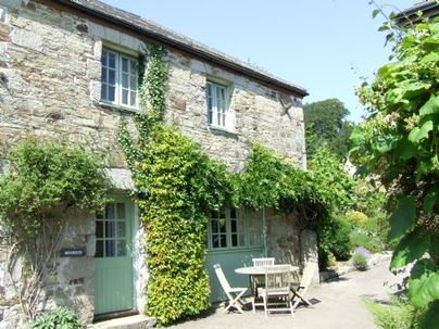 Family Friendly Holidays at Glynn Barton Cottages - Mill House (Sleeps 4 + Cot)