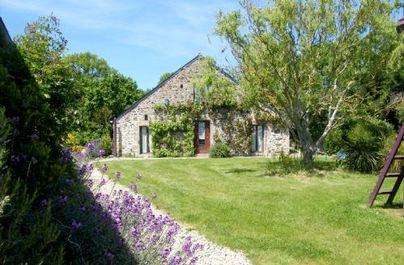 Family Friendly Holidays at Emerald Coast Gites - La Boulange - 1 bedroom gite sleeping up to 4
