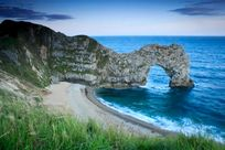Just a short drive to The Jurassic Coast