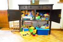 We provide a great selection of toys in the property