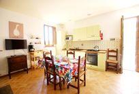 The Gubbio dining room - inside