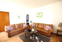 The comfortable lounge with flat screen TV, media player and wifi