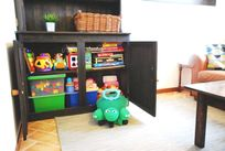 Plenty of toys for your little ones to enjoy