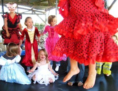Bouncerline fun, slide, swings, toys and games