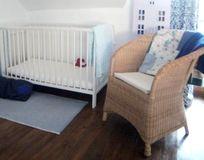 2nd bedroom cot