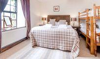 Farmhouse family bedroom