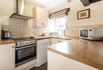Foxglove's cottage kitchen