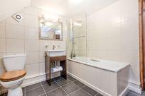 Jasmine bathroom with underfloor heating