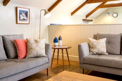 Family Friendly Holidays at Tredethick Farm Cottages - Hayloft