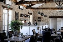 Take a break from the cooking and eat in our restaurant or have food delivered to your gite