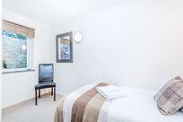 Taliesin downstairs single bedroom