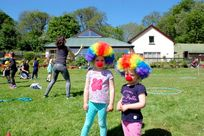 Circus Skills in the school holidays