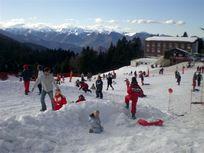 Local ski resort Le Mourtis