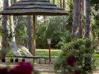 Villa gardens
