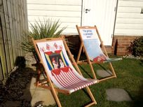 Our traditional deckchairs