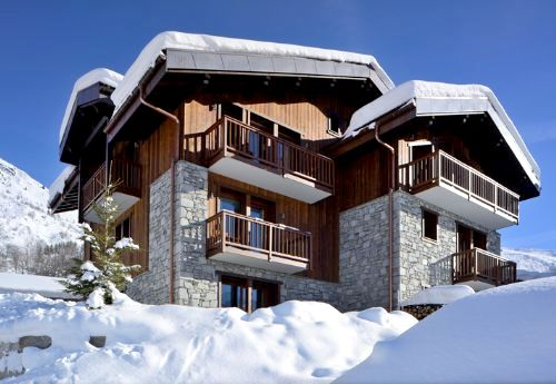 Snowy Chamois Lodge