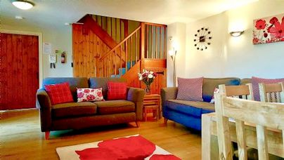 Family Friendly Holidays at South Coombe Country Cottages - Tilly's Cottage