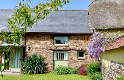 Family Friendly Holidays at South Coombe Country Cottages - Saffi's Cottage