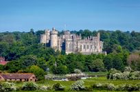 Arundle Castle is just a 15 minute drive away