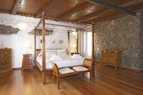 Eco Luxury Villa Master Bedroom