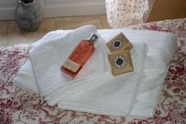 L'Occitane bathroom products