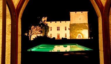 Family Friendly Holidays at Chateau les Tours de Lenvege