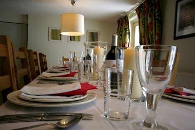 Chalet Chambertin - Family Room (quad) Image 3