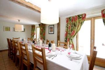 Chalet Chambertin - Family Room (quad) Image 9
