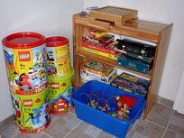Toys and games to borrow