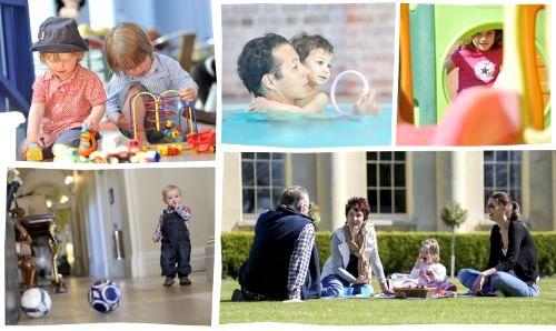 Ickworth Hotel - Family Double Image 6