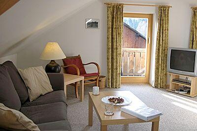 Apartment Arber sitting room