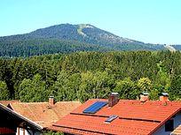 Arber Balcony View