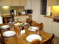 Haus Peter Regen kitchen/dining room